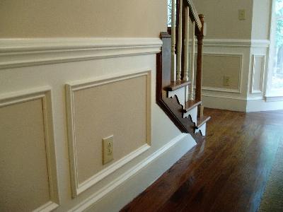 House interior trim